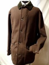 Barbour Button Collared Long Coats & Jackets for Men