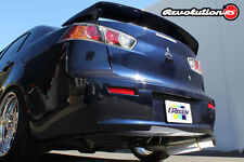 GREDDY 2012-2014 MITSUBISHI LANCER GT SEDAN 2.4L REVOLUTION RS MUFFLER EXHAUST