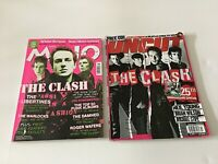 The Clash Uncut & Mojo Music Magazines x 2 2004 London Calling Anniversary 2003
