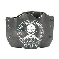 Springfield, 2nd Amendment, OWB Kydex Gun Holster