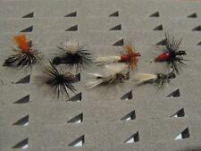 21 hormigas surtidas. Con muerte. Pesca a mosca. FLY FISHING (10)