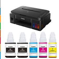 Canon PIXMA G3400 Multifunktionsdrucker Kopierer Scanner CISS CISS-System NEU