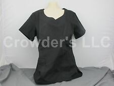 Scrub Star Fashion Shirt Top Size M Color Black
