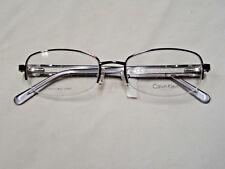 Calvin Klein semi rimless eyeglass frame  Purple  CK7339