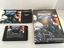 Sega Mega Drive Robocop Versus The Terminator
