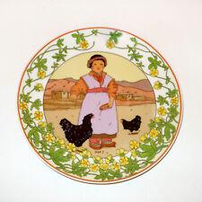 "Heinrich Villeroy Boch Unicef Plate Wall Hanging ""Our Children"" No2, Wandteller"