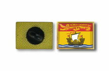 pins pin's flag national badge metal lapel hat button vest canada new brunswick