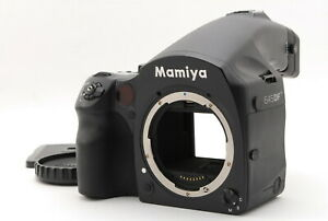 *MINT w/Cap* MAMIYA 645DF+ Digital SLR Camera Body Only From JAPAN #FedEx#