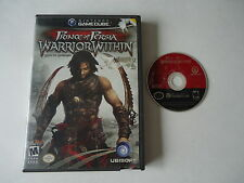 Prince of Persia: Warrior Within - Nintendo Gamecube - In Box (no manual)