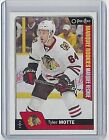 2016-17 TYLER MOTTE O-PEE-CHEE MARQUEE ROOKIE CARD #671
