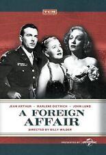 A FOREIGN AFFAIR  (1948 Jean Arthur) - Region Free DVD - Sealed