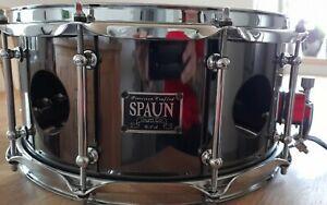 Spaun Snare 14x6,5 Stahl
