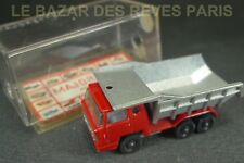 MAJORETTE FRANCE. Camion BERNARD benne   REF: 205.