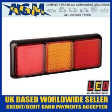 Led 125BFARME Trailer Car Commercial Vehicle Triple Combination Rear Lamp 12/24v
