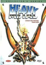 Heavy Metal (1981) Sealed DVD Harvey Atkin