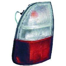 Faro fanale posteriore sx MITSUBISHI L200 07.01-06 bianco rosso