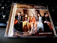 Through The Looking Glass by The Annie Moses Band (CD 2007 ManAlive) bluegrass