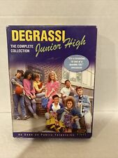 Degrassi Junior High - The Complete Collection (DVD, 2005, 9-Disc Set)