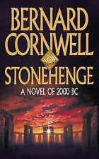 Stonehenge: A Novel of 2000 BC, Cornwell, Bernard, Very Good Book