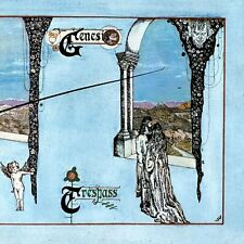GENESIS - TRESPASS: CD ALBUM (2008 DIGITAL REMASTER AND STEREO MIX)