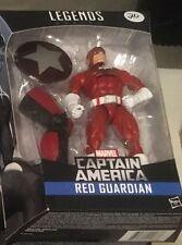 """Marvel Legends 2016 BAF Giant Man Civil War Red Guardian figure new in box 6"""""""