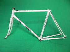 Anchor Bridgestone  White Keirin Frame Track Bike Fixed Gear Non NJS 51cm