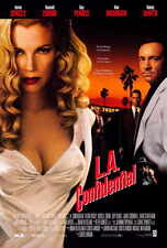 L.A. Confidential Movie Poster 27x40 Kevin Spacey Russell Crowe Guy Pearce Danny