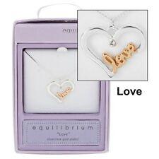 Modeschmuck-Halsketten & -Anhänger mit Diamant Kristall für Damen