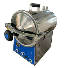 24l Tabletop Medical Steam Sterilizer Dental Autoclave Sterilizer Tm T24j Us