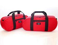 KJD LIFETIME inner saddlebag liners for Honda Goldwing cases (Red)