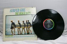 "The Beach Boys Vinyl LP Record ""Surfer Girl"" Little Deuce Coupe"