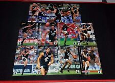 1995 AFL SELECT SERIES 2 CARLTON BLUES CARD TEAM SET 11 CARDS WILLIAMS BRADLEY