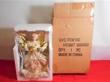 Qvc Animated Angel Christmas Tree Topper or Tabletop Figurine