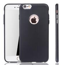 Apple IPHONE 6 / 6s Plus Funda Estuche Móvil Protector Negro