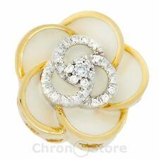 Diamond Cocktail Yellow Gold 18k Fine Rings