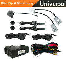 Car Blind Spot Radar Detection Rear View Monitor Sensor Safety System Universal