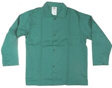 Green Cotton Fr Welding Jacket Condor 6nb85p Also Fire Resistant Pants 6nb91p