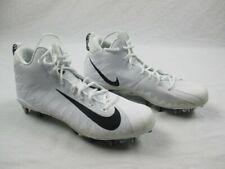 Nike Alpha Menace Pro - White Cleats (Men's 14) - Used