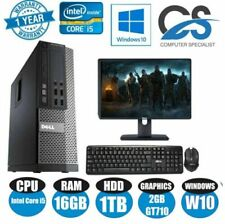 Desktop PC Dell RAM 16 GB