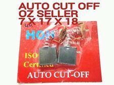Carbon Brushes For Hitachi 999-044 Miter Saw CC14SE,M12V2,G18SR,G23SR,CC14,H65S