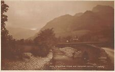 BR68805 and dungeon chyll  langdale pikes uk judges 2122  real photo