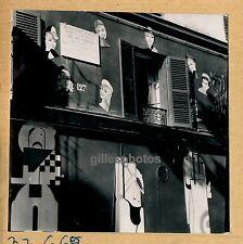 PARIS c. 1950-60 - Cabaret JOCKEY Music-Hall - 19