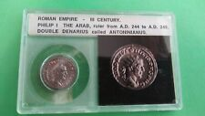 Philip I, The Arab, Silver Antoninianus 244-249 AD