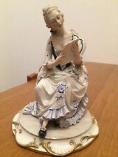 Porcellana di Capodimonte, La Traviata Creazione maestro Volta