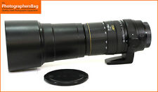 Sigma 170-500mm F5-6.3 APO Autofocus Zoom Lens for Sigma Mount+ Free UK Post