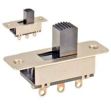 Standard Slide Switch DPDT (PACKS OF 2)               (14012A)