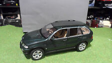 BMW X5 4.4i vert 1/18 KYOSHO Boutique 80430148134 voiture miniature d collection