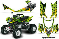 Arctic Cat AMR Racing Graphics Sticker Kits ATV DVX 400/300 Decals DVX400 MH GRN