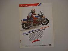 advertising Pubblicità 1992 MOTO HONDA NSR 125 R