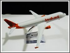 16cm AIRBUS A320 INDIAN AIRLINES AIRPLANE METAL INDIA PLANE MODEL AEROPLANE